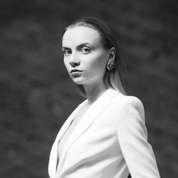 Talia Malovana styled by me
