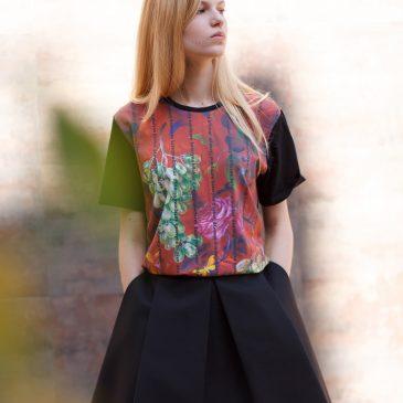 Fashion story for Linea Art/Bilokur